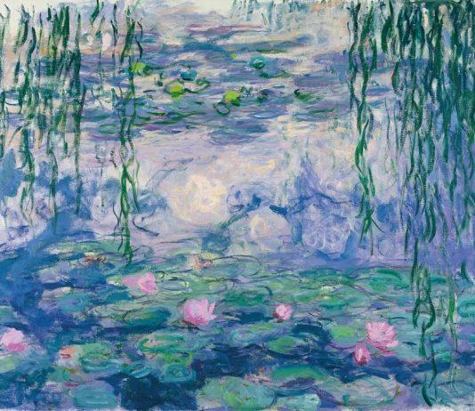 Cinque minuti con Monet. A tu per tu con le Ninfee