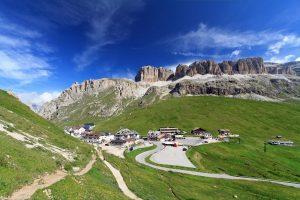 Passo Pordoi, Alta Val di Fassa, Alto Adige