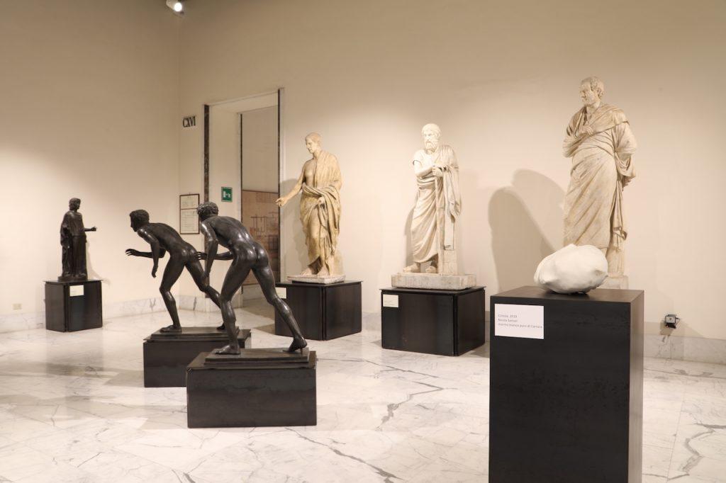 Nicola Samorì, Black Square, ph. Danilo Donzelli