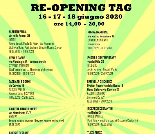 Re-opening TAG