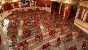"""un teatro """"ridotto"""""""