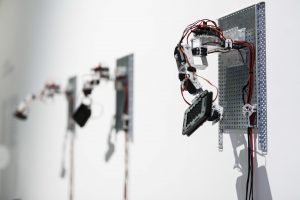 Do You Like Cyber?, 2017. View of the installation at MAXXI –Museo nazionale delle arti del XXI secolo. Photo ©: Musacchio Ianniello (2018). Courtesy: Fondazione MAXXI, the artist and GALLLERIAPIÙ