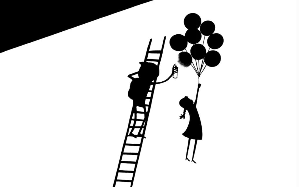 Banksy secondo Fausto Gilberti (Courtesy: Corraini)