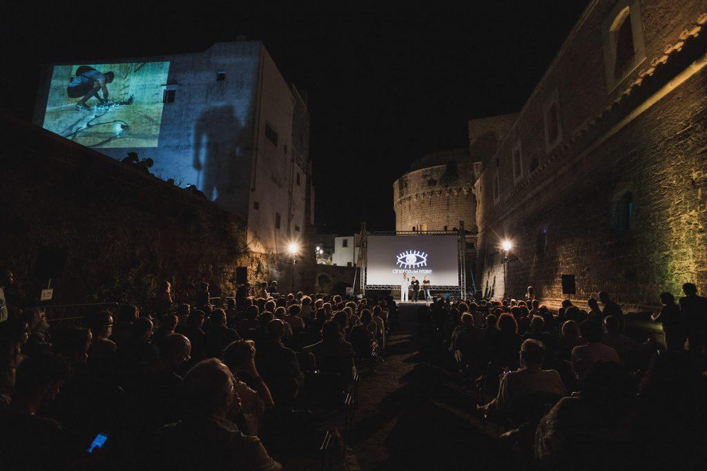 Il Cinema nel fossato a La Festa di Cinema del reale