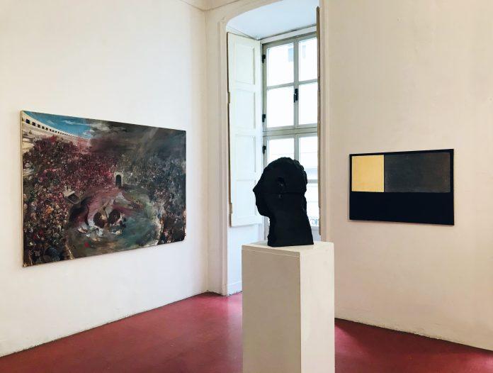 Visitazioni Rivisitazioni alla Galleria Weber