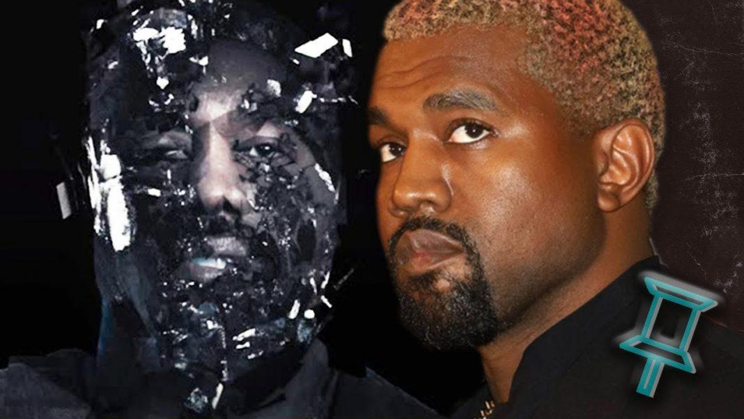 Kanye West nel video di Arthur Jafa
