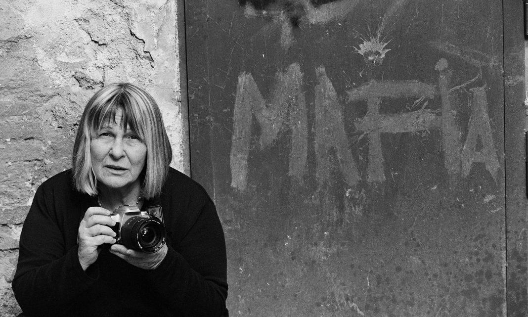 Letizia Battaglia, Shooting Mafia