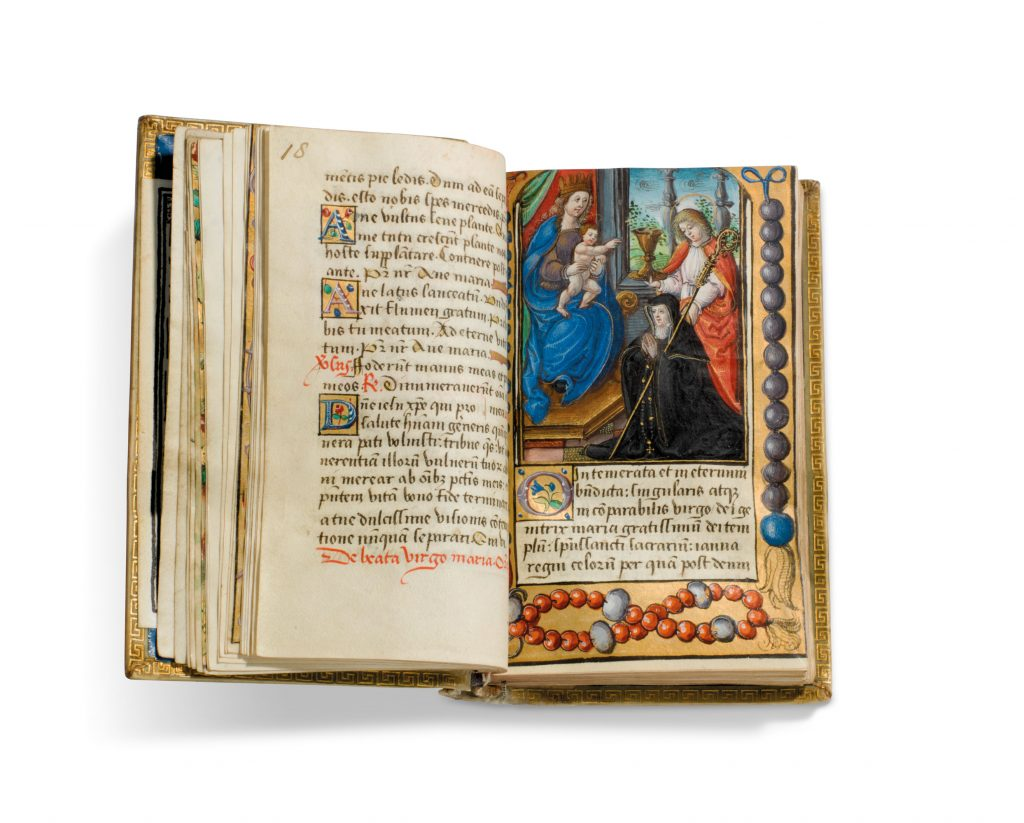 Master of François de Rohan, The Prayerbook of Mary Queen of Scots