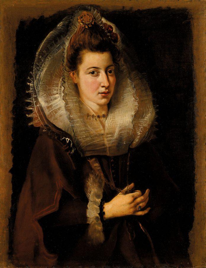 Sir Peter Paul Rubens, Ritratto di una giovane donna