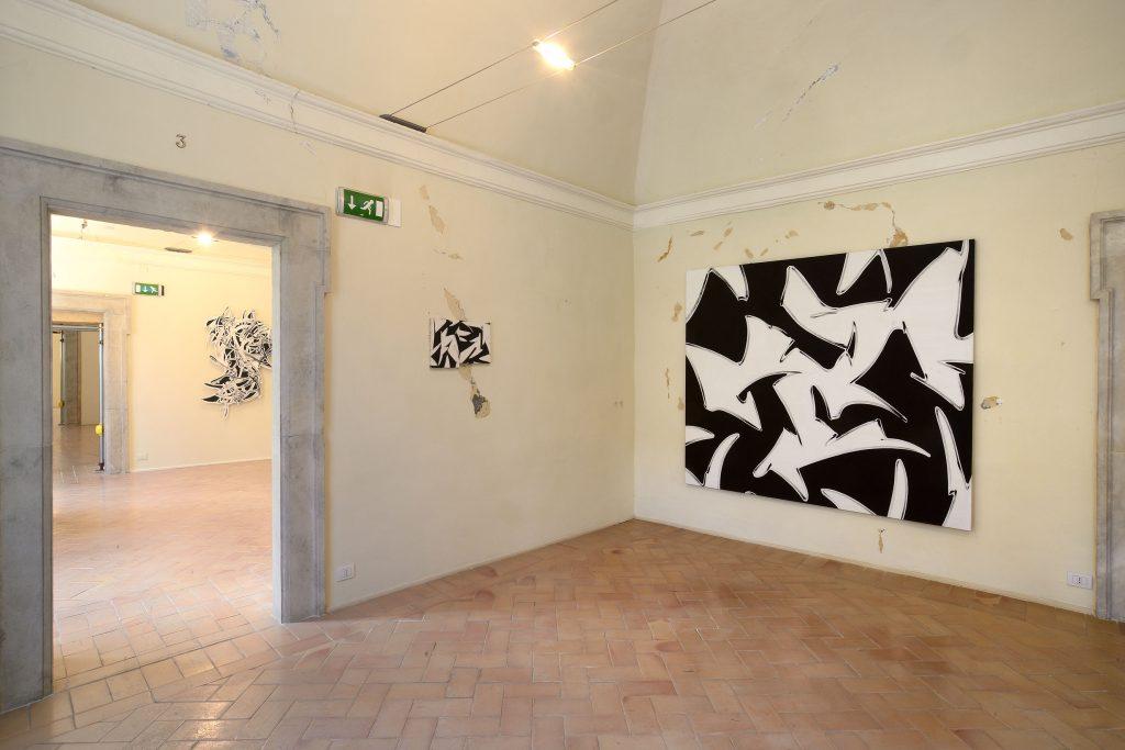 La mostra di GIanni Asdrubali a Palazzo Collicola