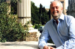 Il Presidente della Quadriennale, Umberto Croppi