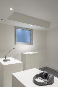 Giulio Squillacciotti, EURAMIS, installation view, foto di Marco Toté