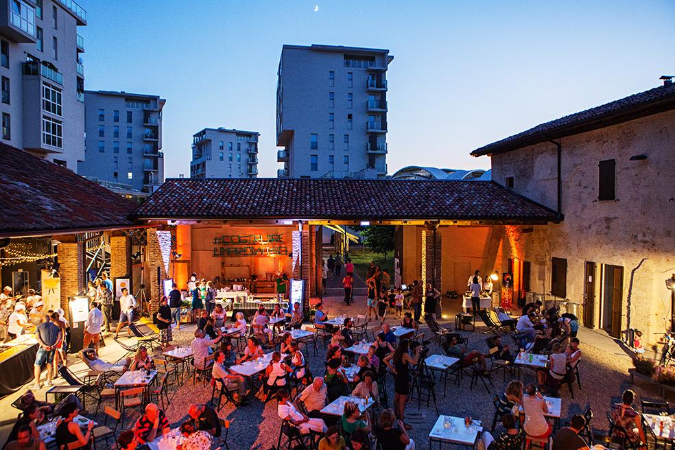 Mare Culturale Urbano, a Milano