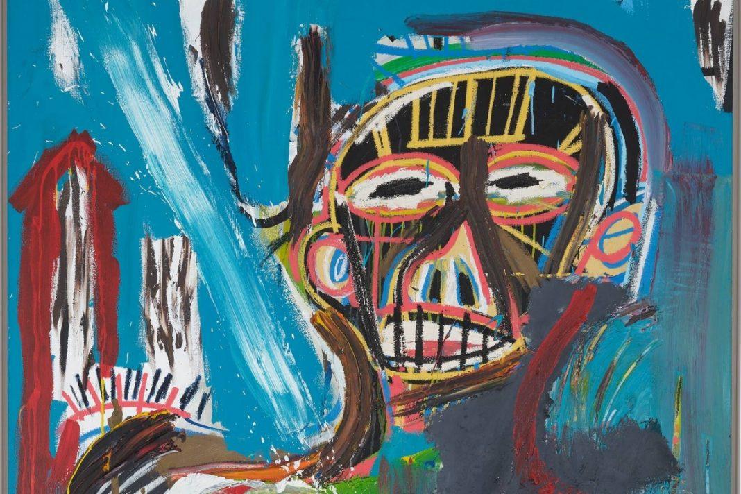 L'opera di Basquiat in mostra a Hong Kong