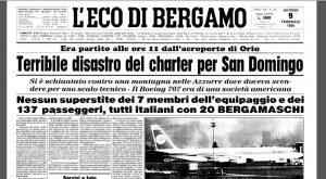 L'Eco di Bergamo, 1989
