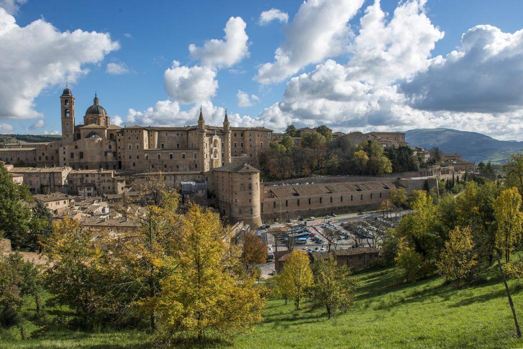 Urbino, città natale di Raffaello