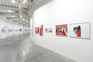 Ren Hang. Nudi, Centro per l'arte contemporanea Luigi Pecci di Prato, 4 giugno- 23 agosto 2020. Installation view @ Centro per l'arte contemporanea Luigi Pecci di Prato. Foto Ela Bialkowska, OKNOstudio