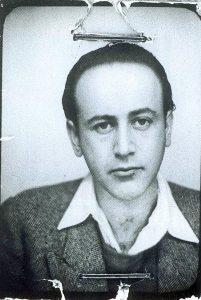 Paul Celan, 1938
