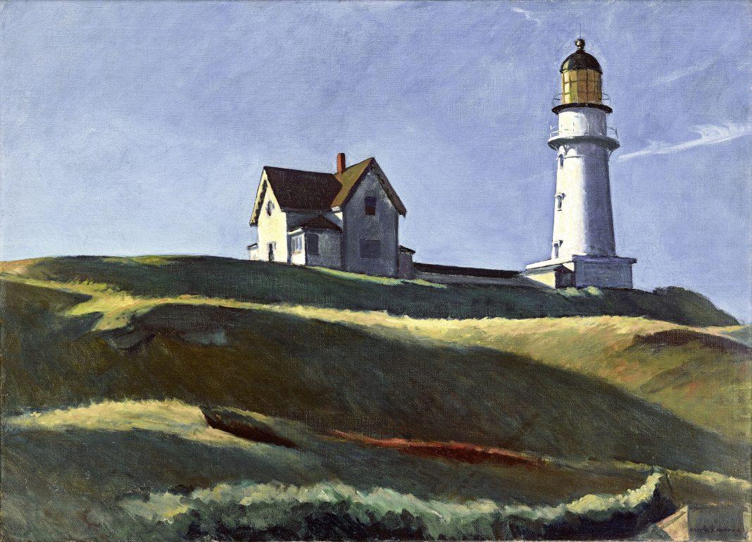 Lighthouse Hill, 1927,© Heirs of Josephine Hopper 2019, ProLitteris, Zurich