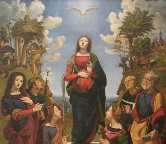 Andrea Del Sarto – Perpetua virginitas (mostra online)