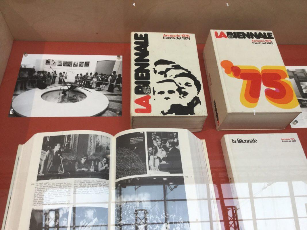 Annuari della Biennale