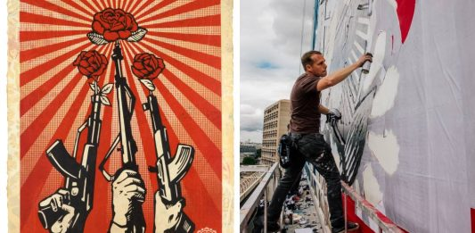 Shepard Fairey – 3 decades of dissent