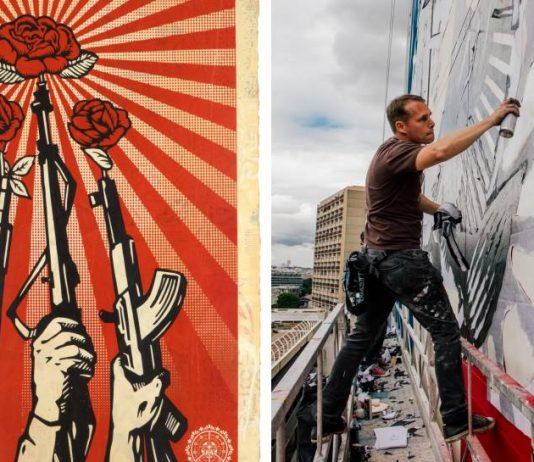 Shepard Fairey – 3 decades of dissent