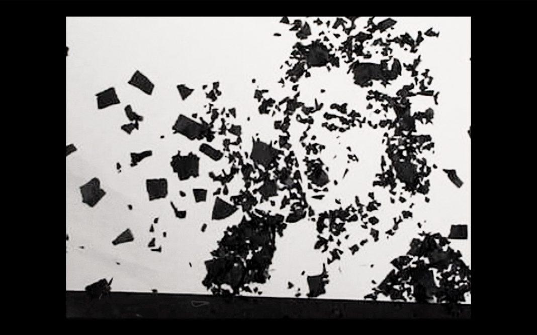 William Kentridge, Breathe (Respira), 2008, tratto dal trittico