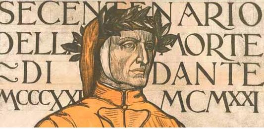 Inclusa est flamma. Ravenna 1921: il Secentenario della morte di Dante