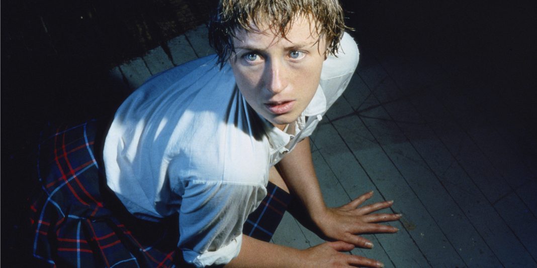 Cindy Sherman Untitled #92, 1981 Chromogenic color print 61 x 121.9 cm Collection Cynthia and Abe Steinberger. Courtesy of the Artist and Metro Pictures, New York © 2020 Cindy Sherman