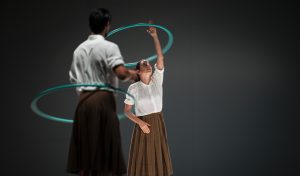 Dialogo Terzo In a Landscape di Alessandro Sciarroni, CollettivO CineticO, Foto Elisa D'Errico
