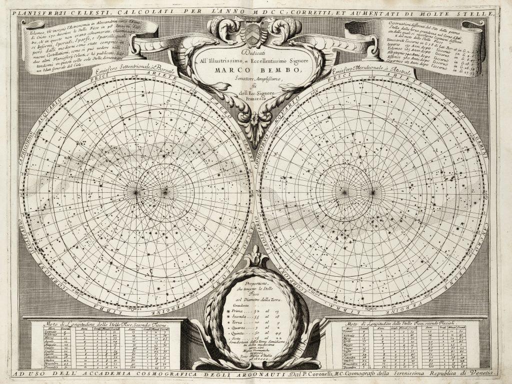 Vincenzo CORONELLI - Atlante Veneto. Venezia: Domenico Padovani, 1690. Photo Credits Il Ponte Casa d'Aste