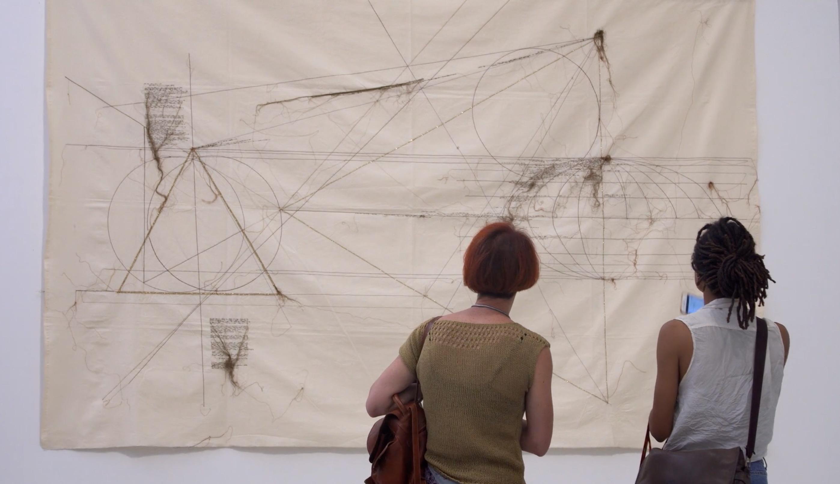 """Alla Stazione dell'Arte, """"Sulle tracce di Maria Lai"""": il documentario per la prima volta in Sardegna"""