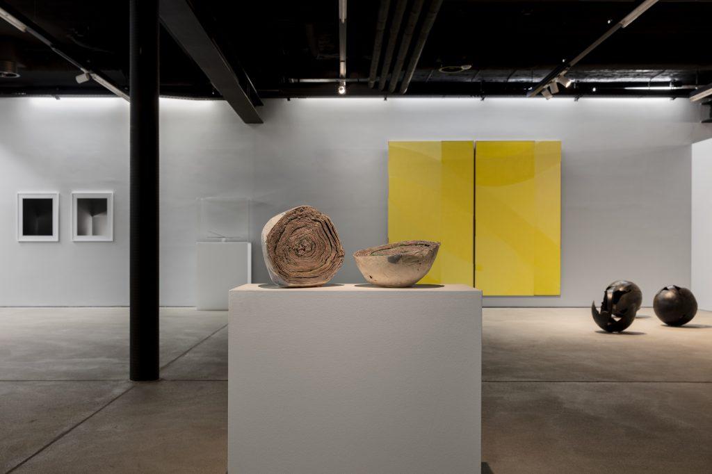 """Installation view """"What's New"""", Collezione Giancarlo e Danna Olgiati, 2020, MASI Lugano, courtesy Collezione Giancarlo e Danna Olgiati"""