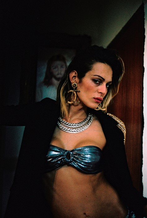 Foto di Jess Kohl in mostra al PAN di Napoli