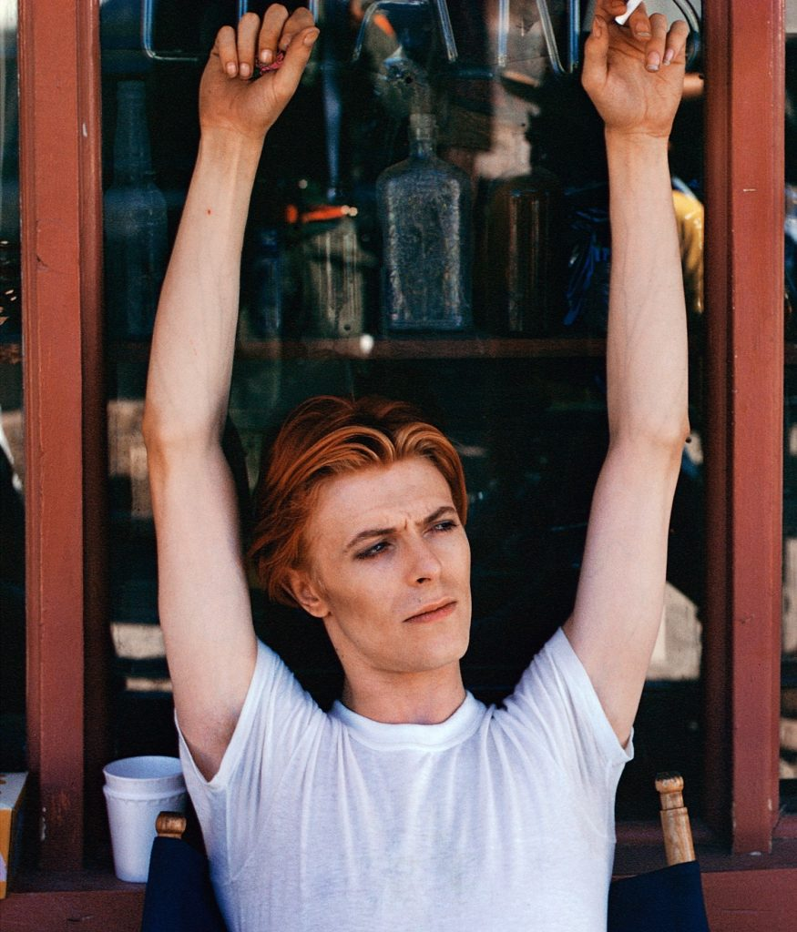 David Bowie: Fenton Lake, New Mexico Images courtesy of the artist, © Geoff MacCormack