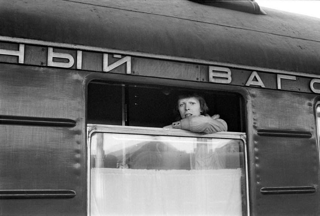 David Bowie: The Trans Siberian Images courtesy of the artist, © Geoff MacCormack