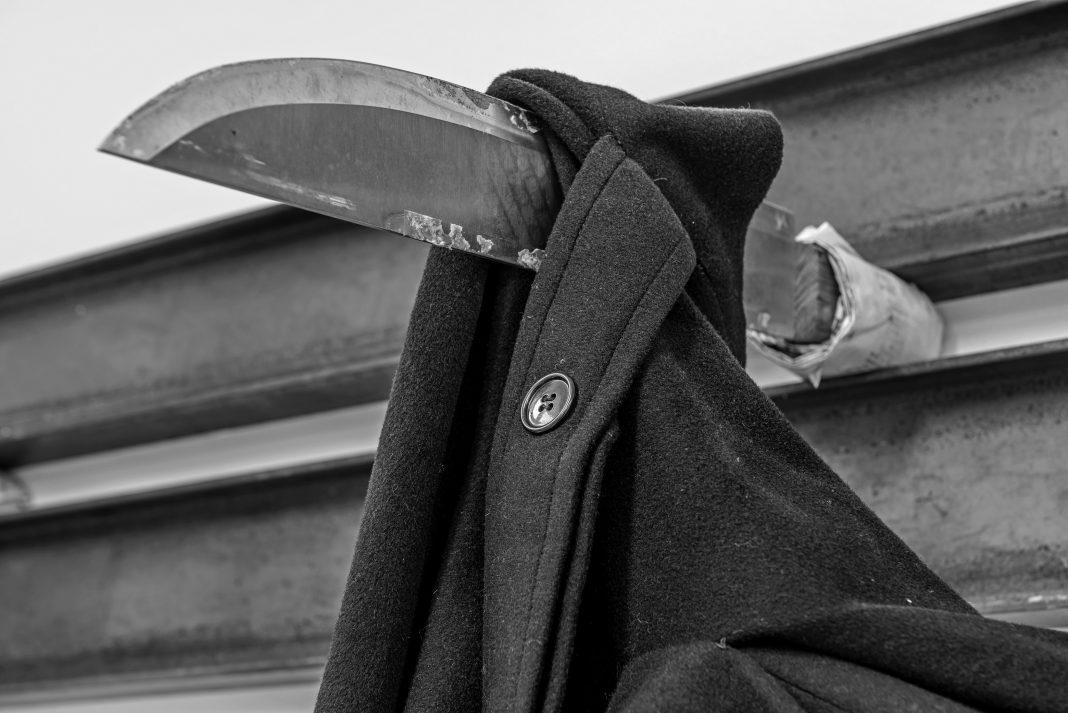 senzamargine, Jannis Kounellis, Courtesy Sprovieri, 2014