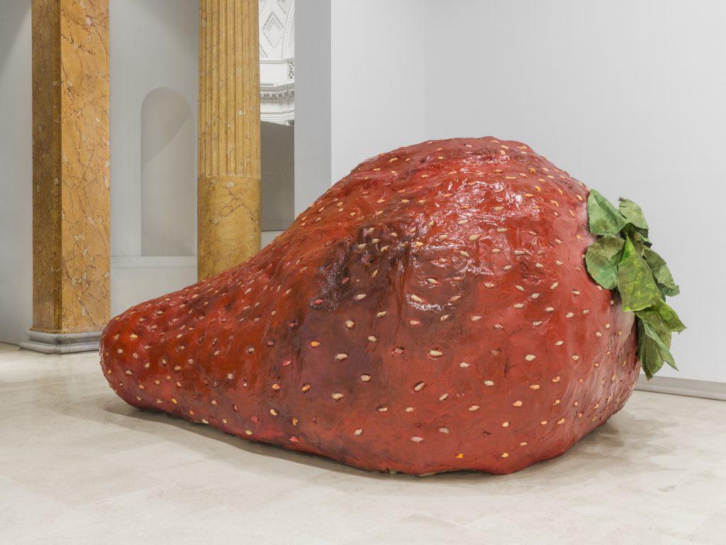 Valerio Nicolai, veduta dell'installazione, Quadriennale d'arte 2020 FUORI, courtesy Fondazione La Quadriennale di Roma, foto DSL Studio