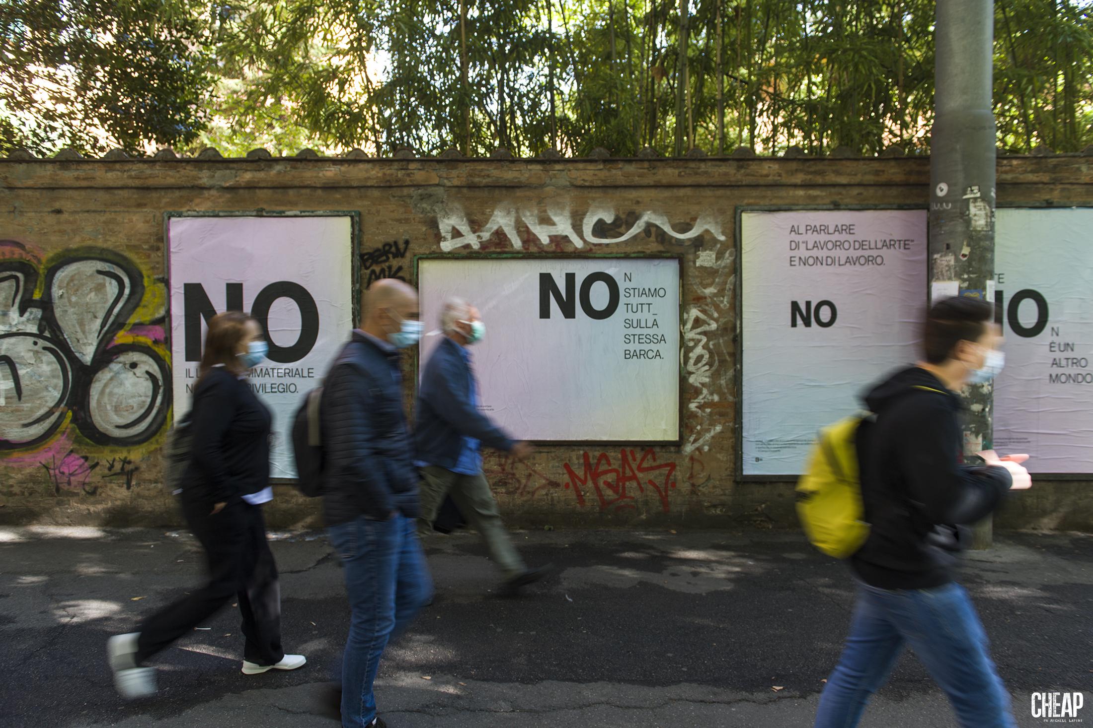 Cheap x Il Campo Innocente (foto: Michele Lapini).