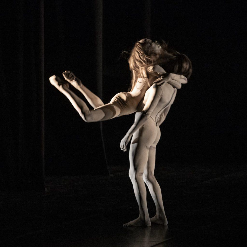 Duo d'Eden, cor. Maguy Marin, foto Riccardo Panozzo