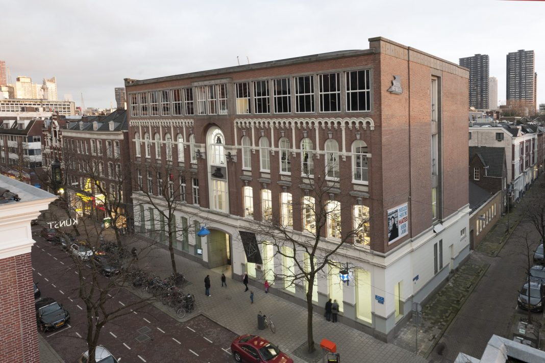Kunstinstituut Melly di Rotterdam
