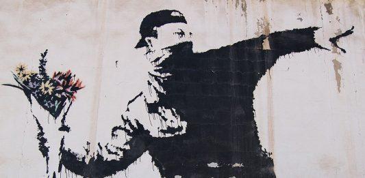 Banksy. L'arte della ribellione