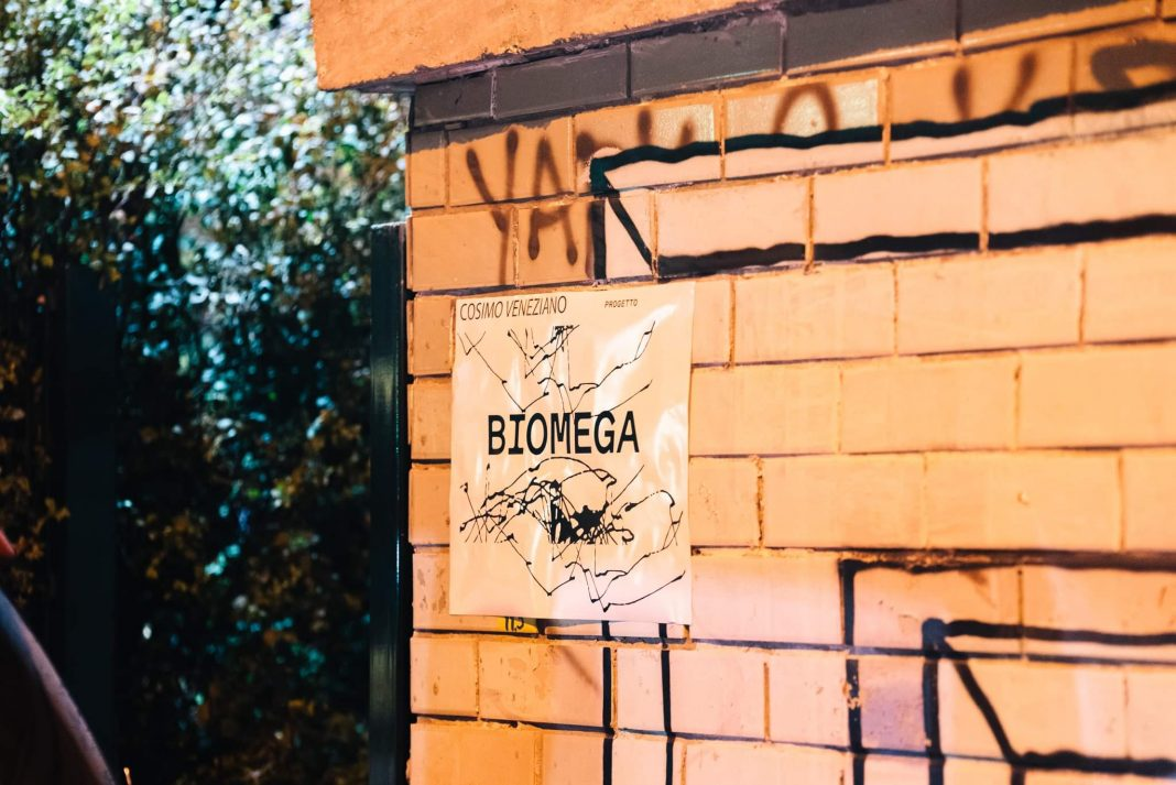 biomega di cosimo veneziano a kiev
