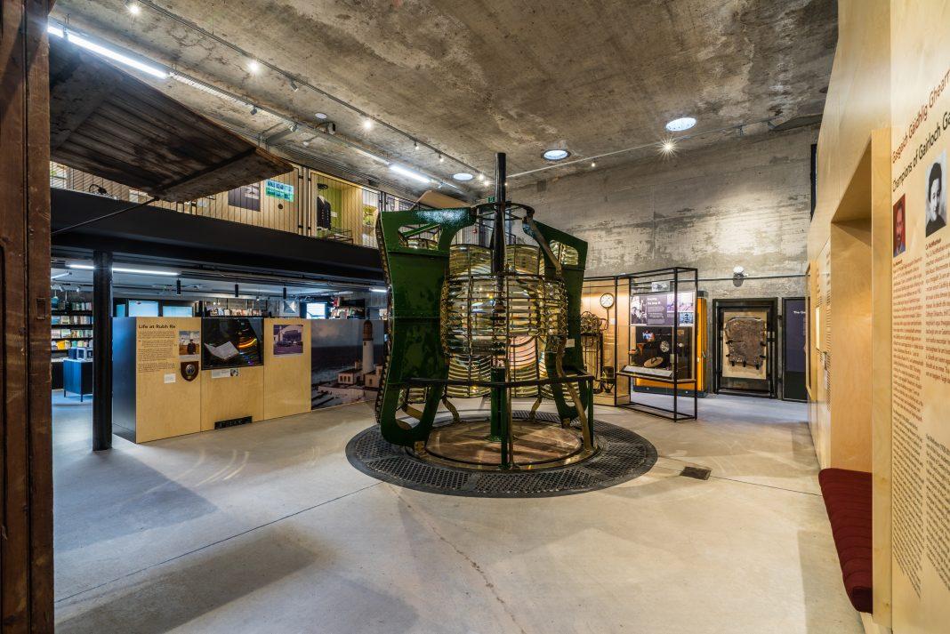 Conoscete questo museo? Questo è il Garloch Museum, in Scozia e quest'anno ha vinto il premio come miglior museo del 2020. Ve ne parliamo tra le notizie dal mondo dell'arte di questa settimana (Ph: Mark Atkins)