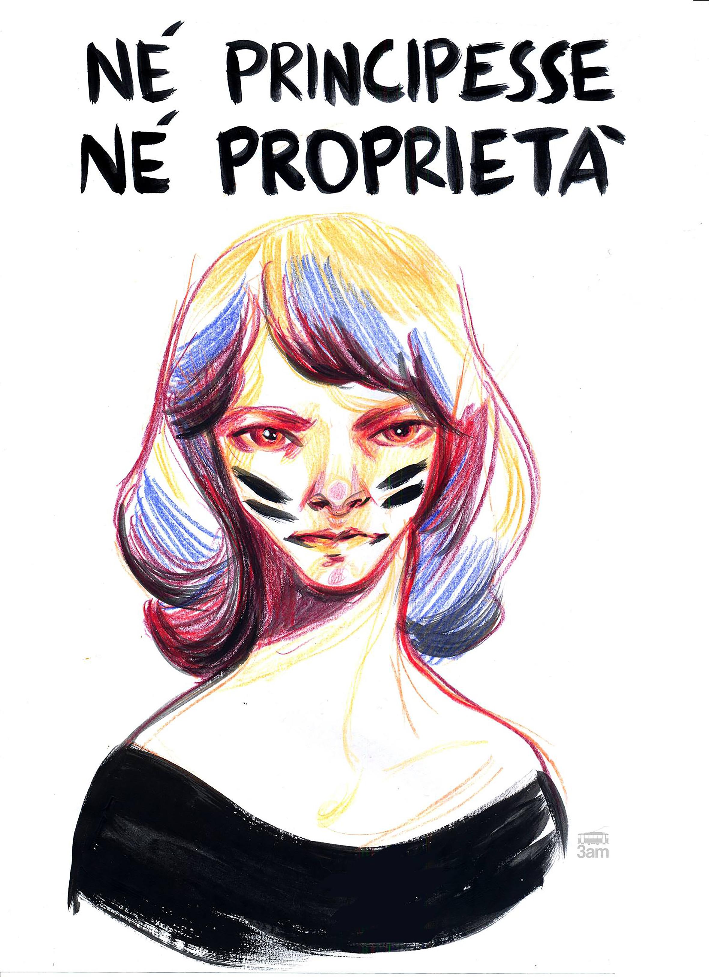 La Tram, Principesse Proprietà