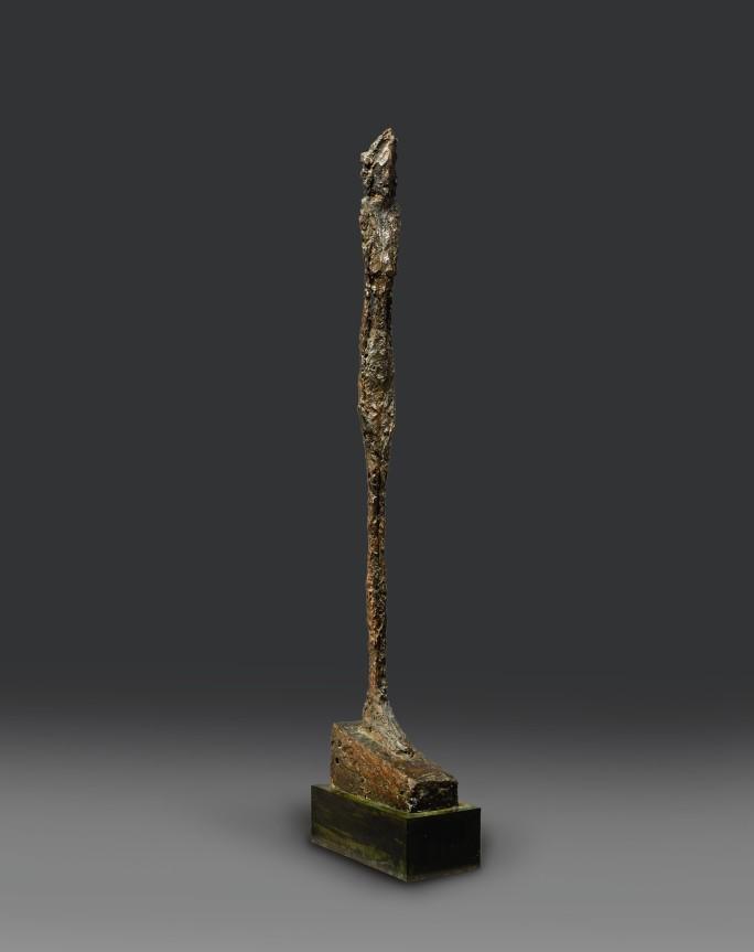 Alberto Giacometti, Femme Leon (1947). Sotheby's