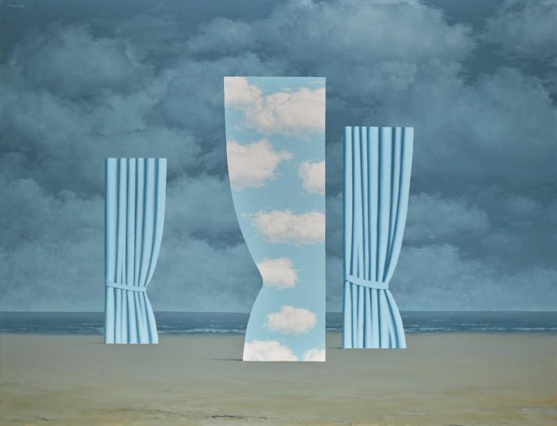 L'Ovationdi René Magritte(1962). Sotheby's