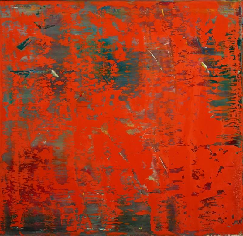 Gerhard Richter, Abstraktes Bild (1991)