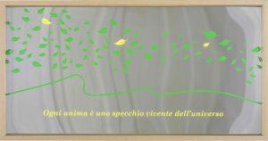 Giulio De Mitri, Ogni anima è uno specchio vivente dell'Universo